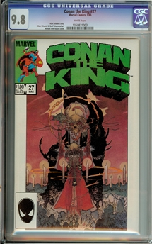 Conan the King #27