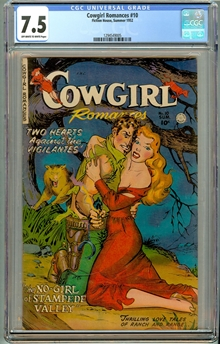 Cowgirl Romances #10