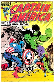 Captain America Special Edition #1