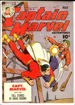 Captain Marvel Adventures #46