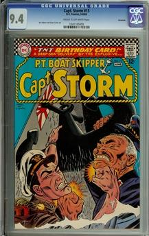 Captain Storm #13
