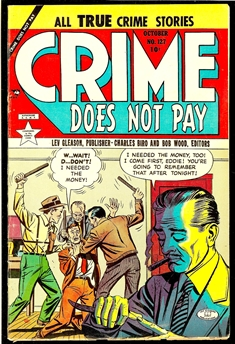 Crime Does Not Pay #127