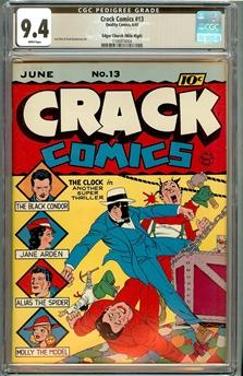 Crack Comics #13