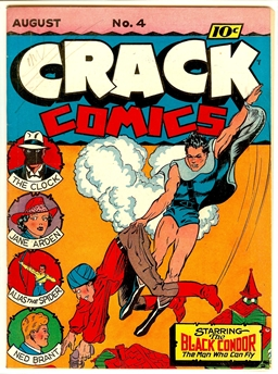 Crack Comics #4