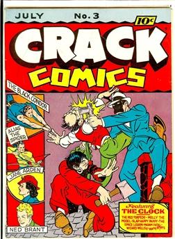 Crack Comics #3