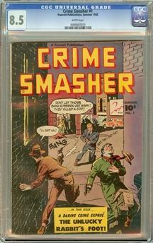 Crime Smasher #1