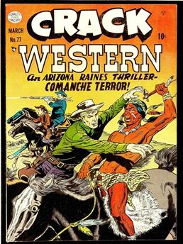 Crack Western #77