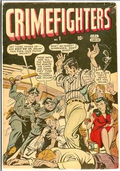 Crimefighters #1