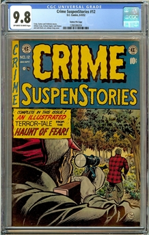 Crime SuspenStories #12