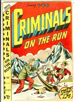 Criminals on the Run V4 #3
