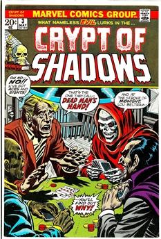 Crypt of Shadows #3