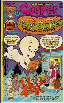 Casper Halloween Trick or Treat #1