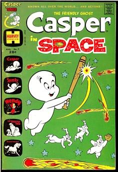 Casper in Space #7