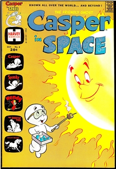 Casper in Space #8