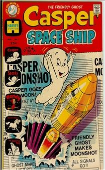 Casper Space Ship #1