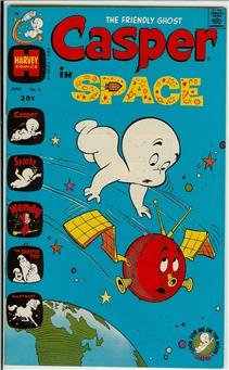 Casper in Space #6