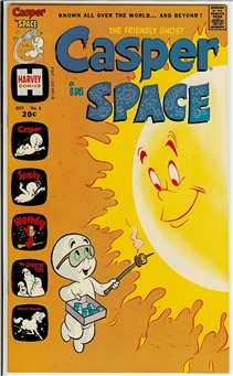 Casper in Space #8
