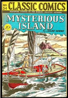 Classic Comics #34
