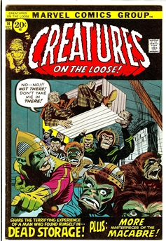 Creatures on the Loose #14