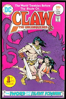 Claw the Unconquered #1
