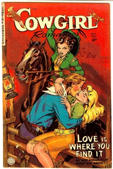 Cowgirl Romances #11