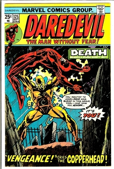 Daredevil #125