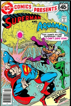 DC Comics Presents #5