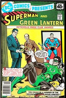 DC Comics Presents #6