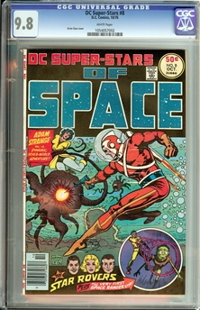 DC Super-Stars #8