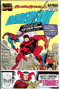 Daredevil Annual #4