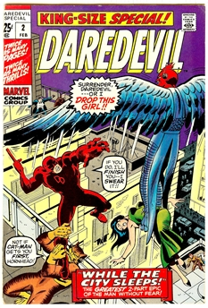 Daredevil Annual #2