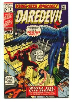 Daredevil Annual #2