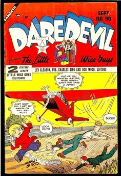 Daredevil Comics #90