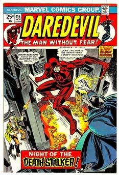 Daredevil #115