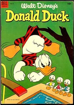 Donald Duck #31