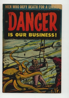 Danger is Our Business #1