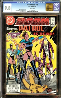 Doom Patrol (Vol 2) #18