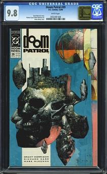 Doom Patrol (Vol 2) #39