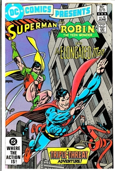DC Comics Presents #58