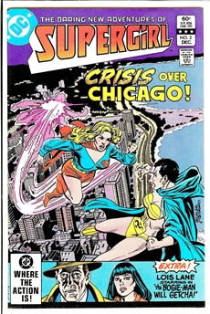 Daring New Adventures of Supergirl #2