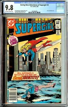 Daring New Adventures of Supergirl #4