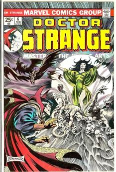 Doctor Strange #6