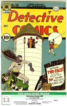 Detective #68