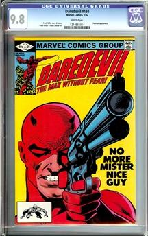 Daredevil #184