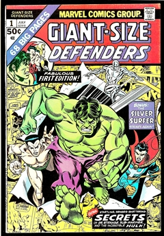 Defenders Giant-Size #1