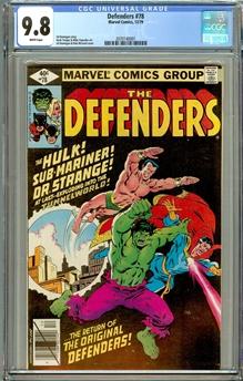 Defenders #78