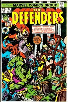 Defenders #24
