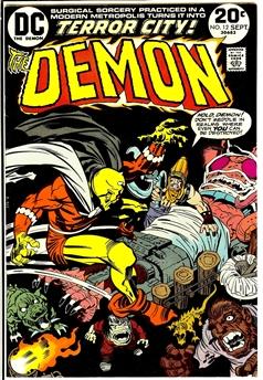 Demon #12
