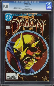 Demon (Vol 2) #4