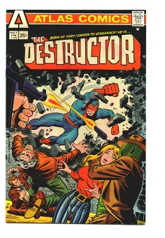 Destroyer #1